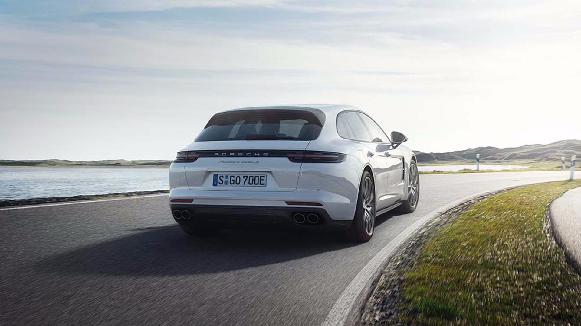 231738f1a7 Porsche Discusses Future Mission E Versions And More EV Models