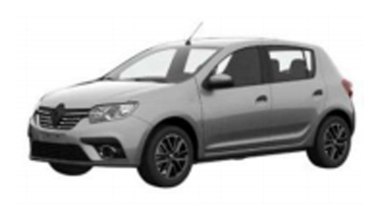 Renault Sandero - Registro