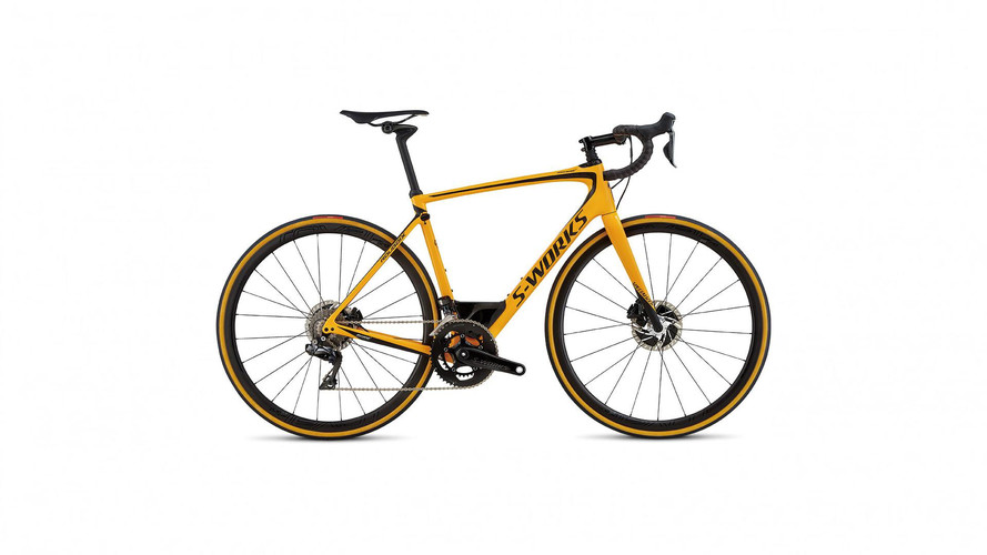 McLaren Celebrates 50th F1 Anniversary With Specialized Road Bike