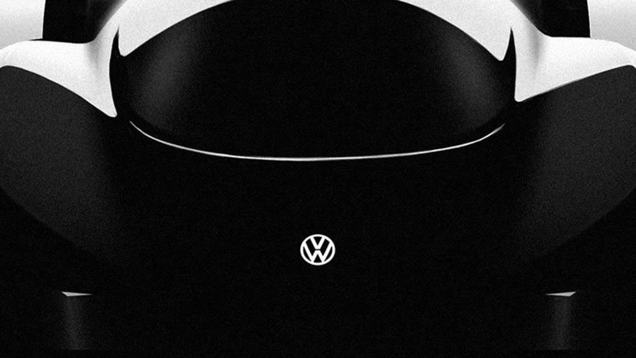 Volkswagen Pikes Peak Teaser