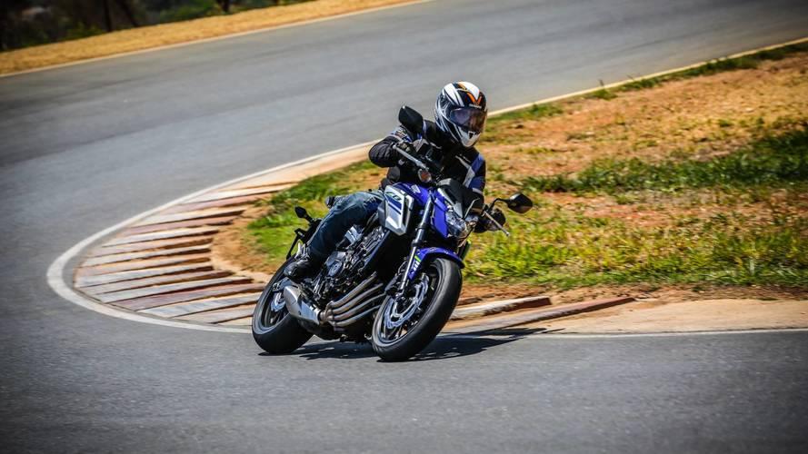 Primeiras Impressões - Honda CB 650F e CBR 650F linha 2018