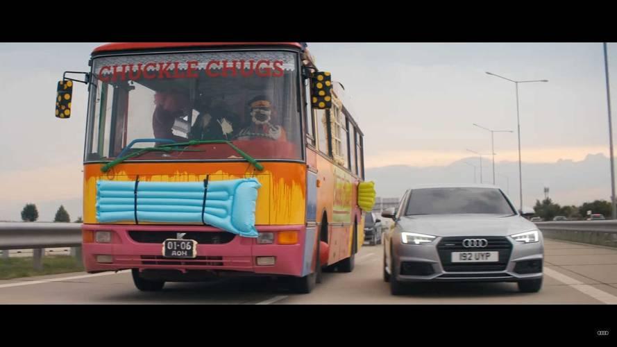 Audi Clown Video