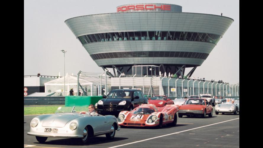 Porsche riduce CO2 ed emissioni inquinanti