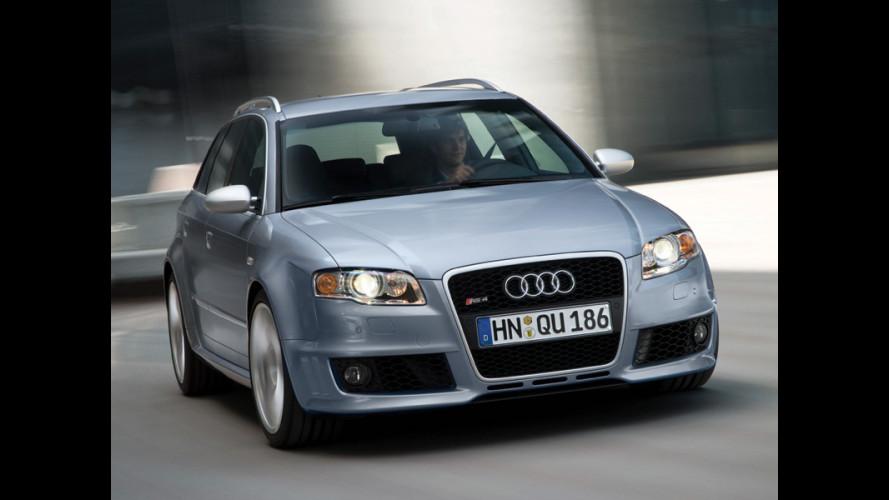 Nuovi allestimenti per Audi A4