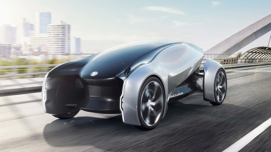 Concept Cars Jaguar Reveals Electric Future With E Type, Future Type  Concepts