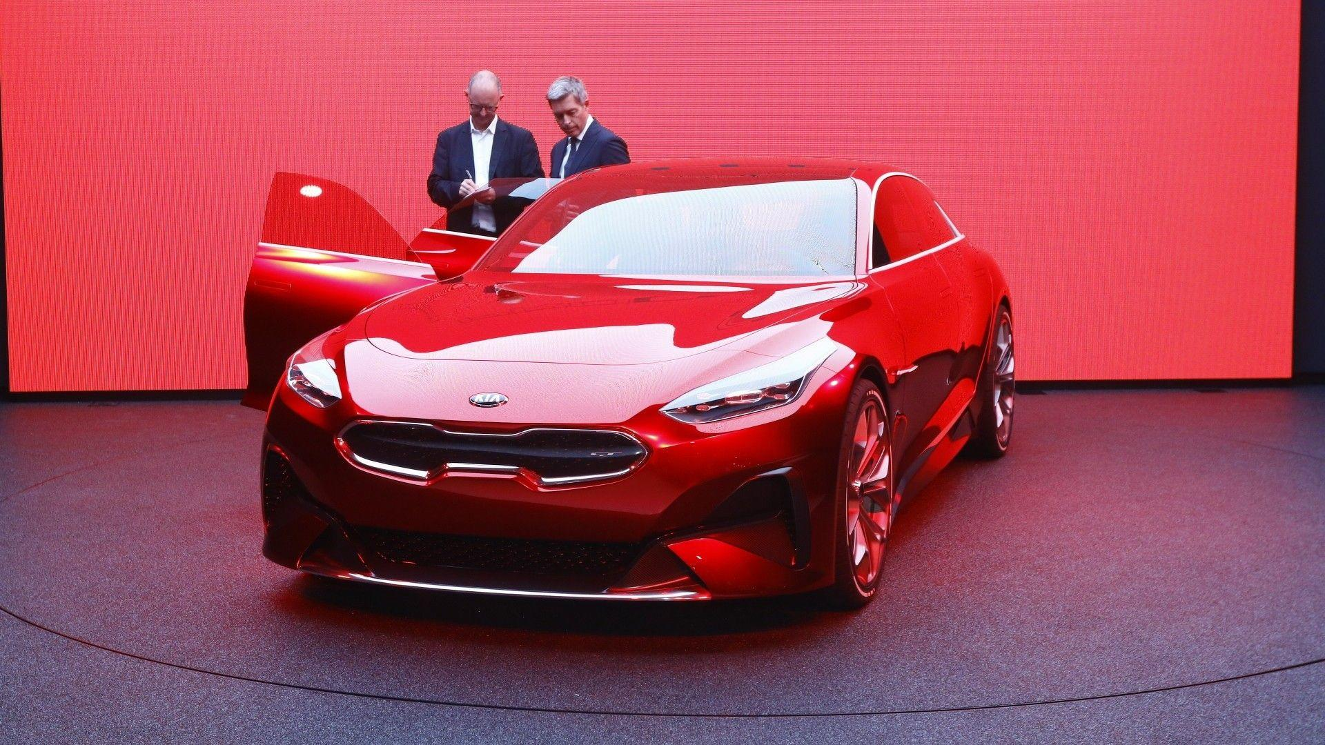 kia proceed performance