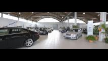 Mercedes Classe E 320 CDI 4MATIC della Parigi-Pechino in vendita