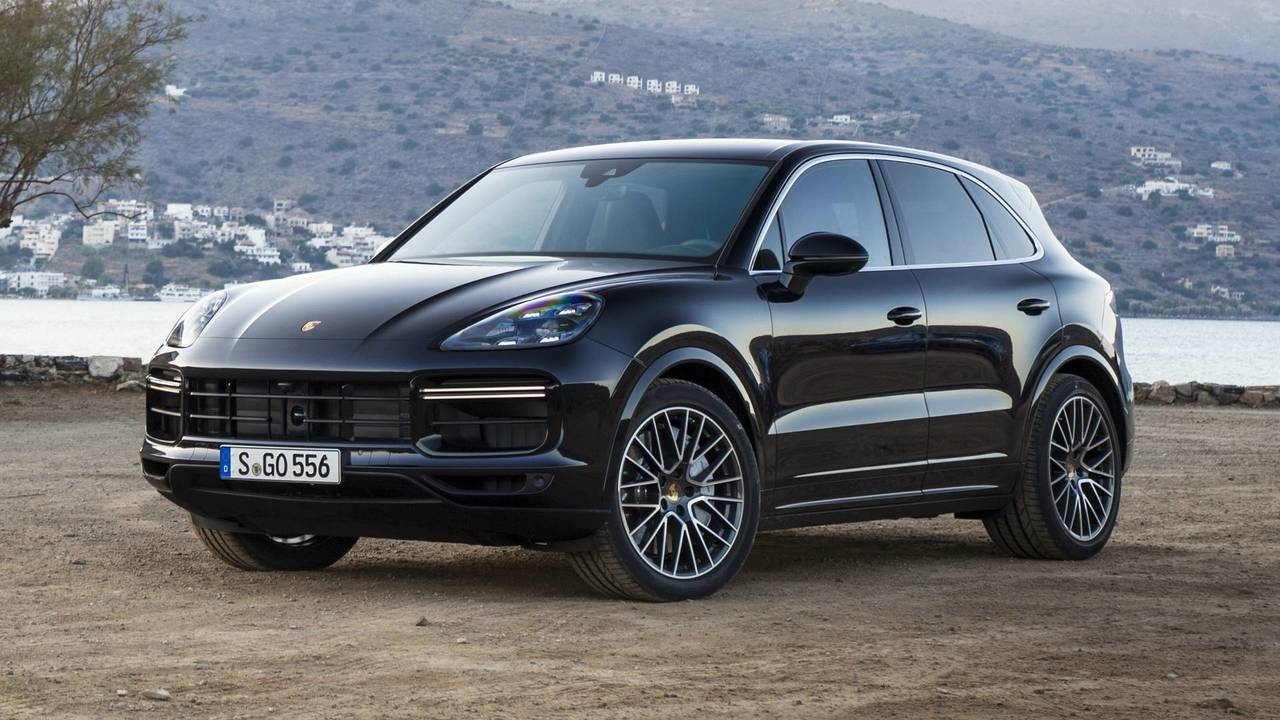 Image result for 2019 Porsche Cayenne