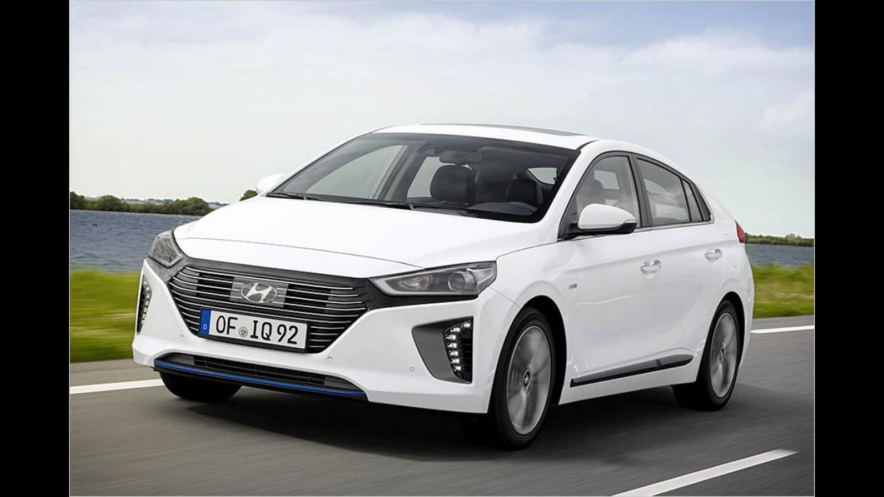 Hyundai Ioniq: 23.900 Euro
