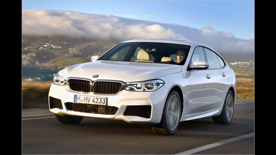 Neuer BMW 6er Gran Turismo im ersten Test