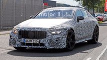 Mercedes-AMG GT Four-Door Sedan Spy Shots