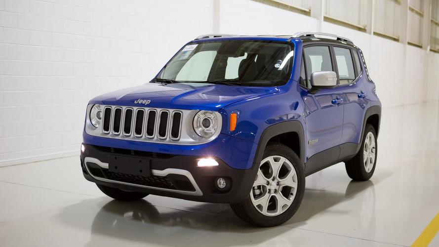 FCA nega rumores sobre venda da Jeep para montadora chinesa