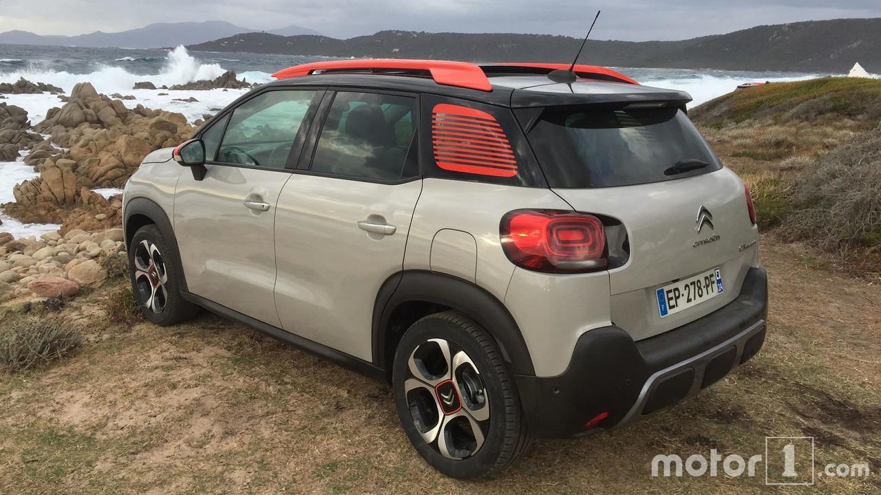 Essai Citroën C3 Aircross (2017)
