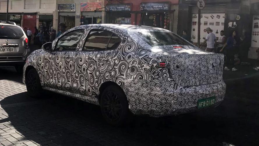 Flagra - Fiat Argo Sedan não terá versão 1.0