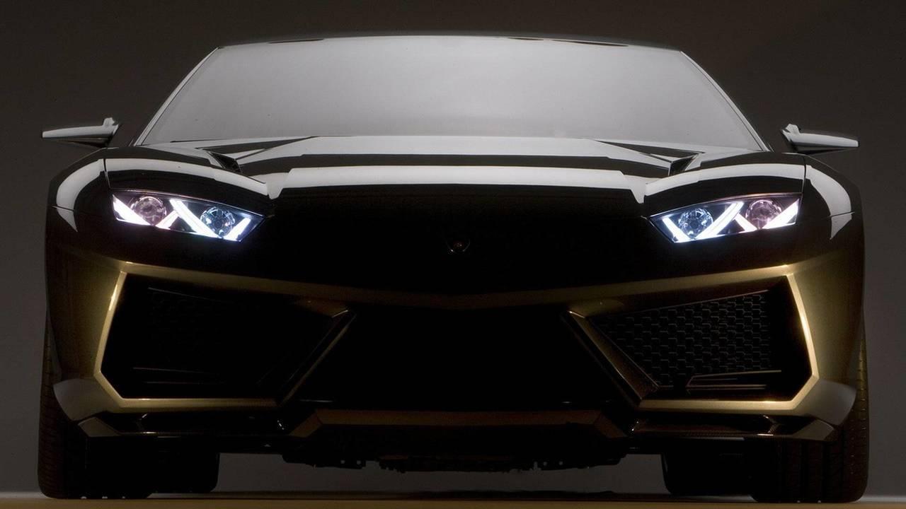 2008 Lamborghini Estoque tanulmány