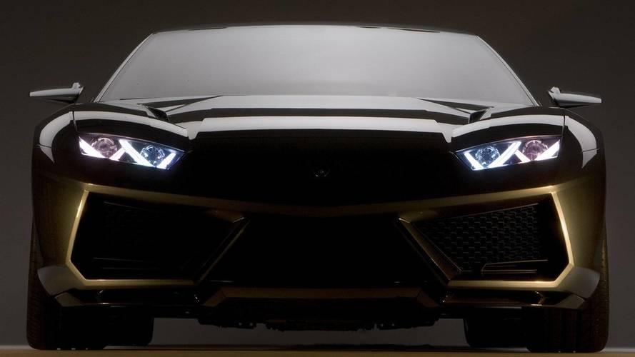 Elkészül a négyüléses, tisztán elektromos-hajtású Lamborghini