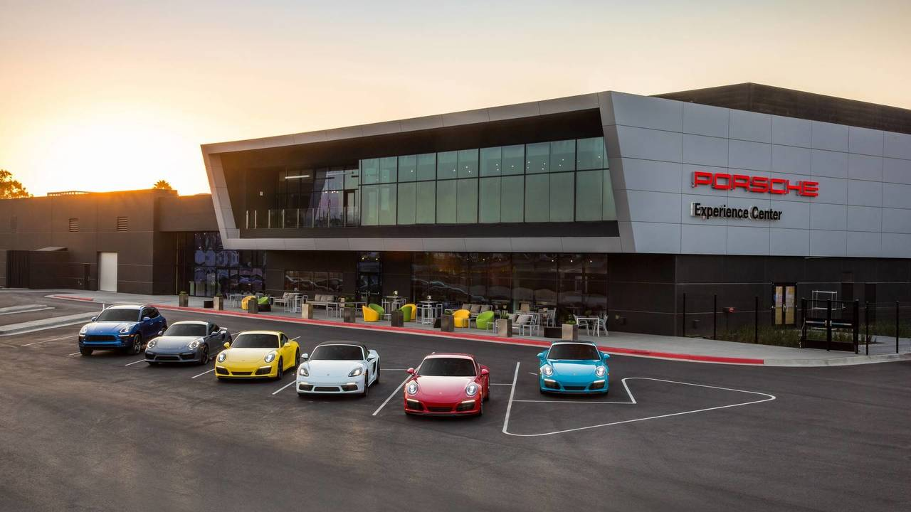 Porsche Experience Center in Atlanta