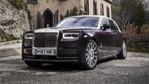 2018 Rolls-Royce Phantom first drive