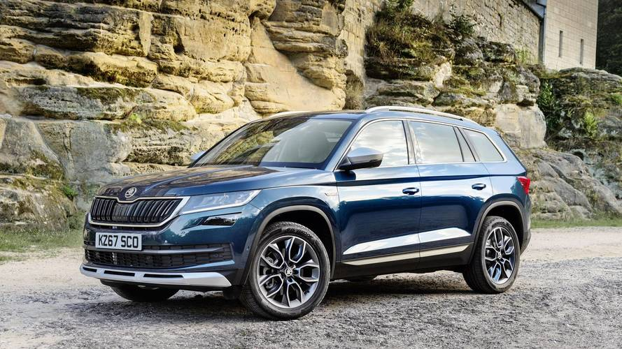 Skoda SUVs get new high-performance engine