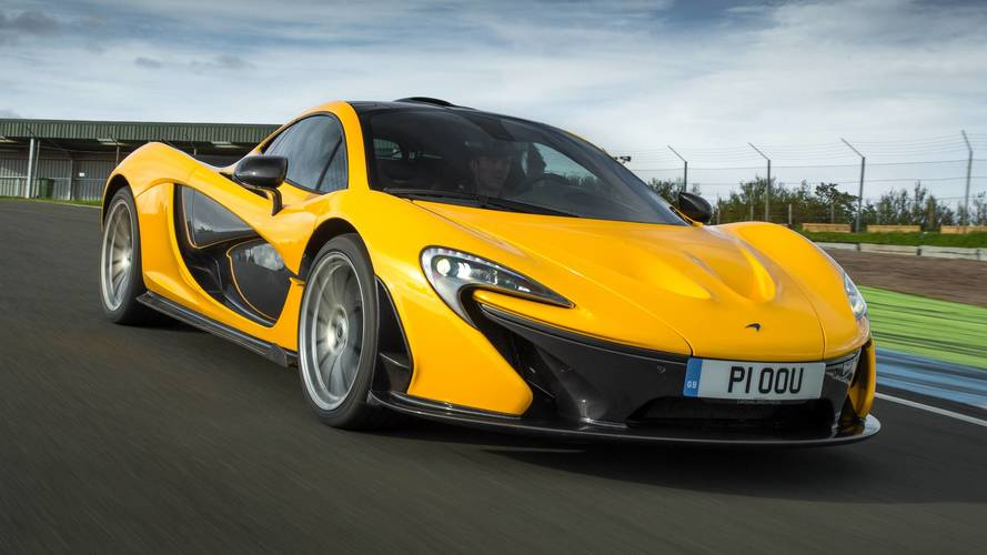 McLaren Plug-In Hybrid Supercar Confirmed, 0-60 In 2.3 Seconds