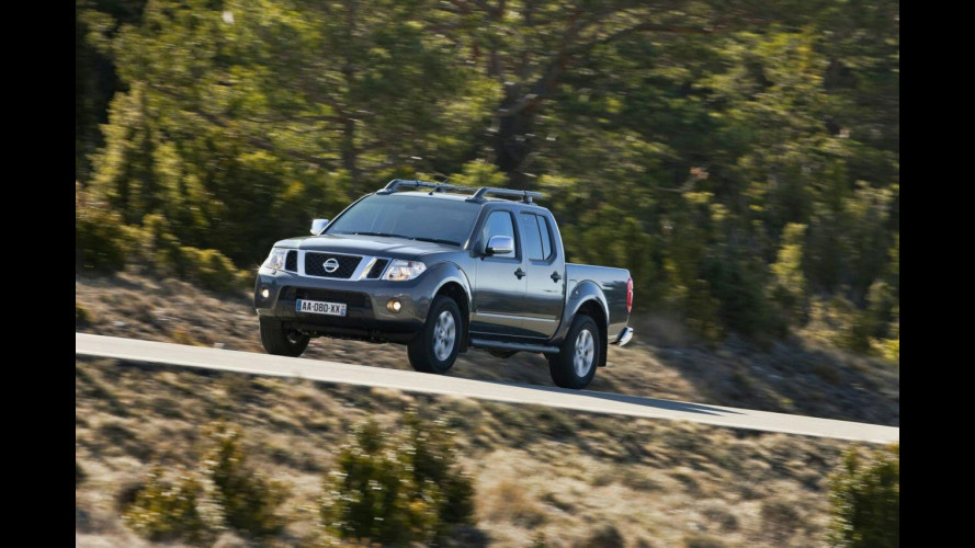 Nissan Pathfinder e Navara 2010