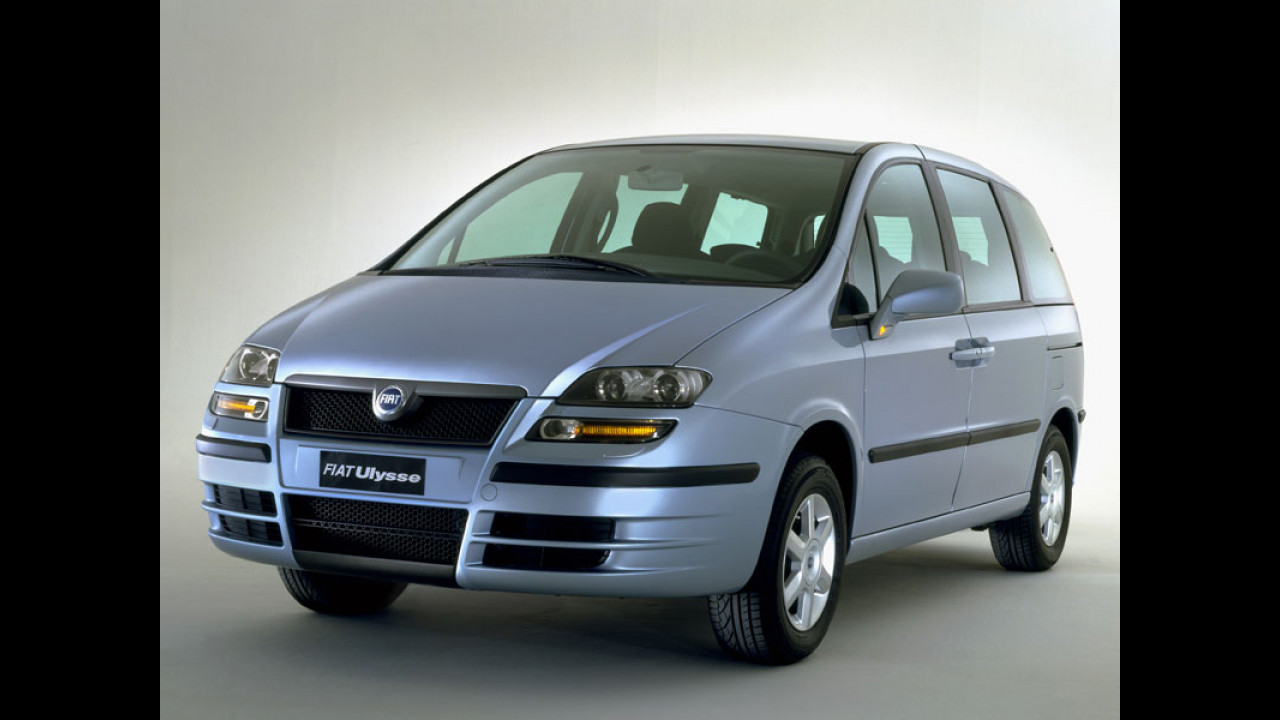 Fiat Ulysse 2.0 Multijet
