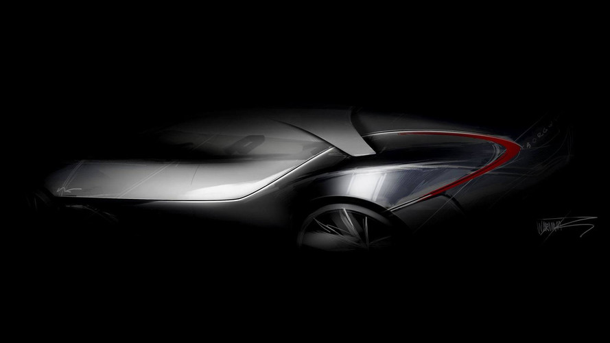 Borgward Teases Mystery Sports Car Concept For The Second Time