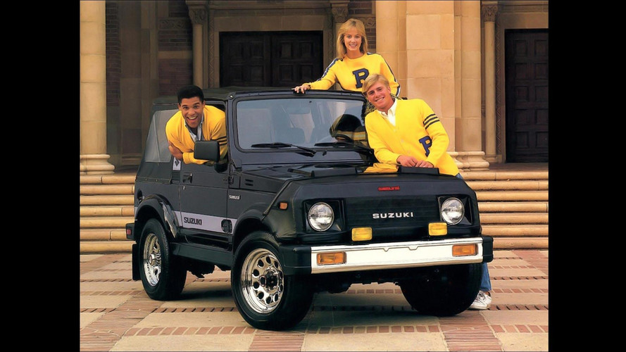 Can't Have a New Suzuki Jimny? Consider A Vintage One