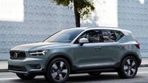 Volvo XC40 2018 vs Volvo XC60 2018