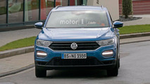 Volkswagen T-Roc R Spy Photos