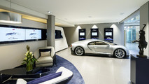 New Bugatti dealer in Hamburg