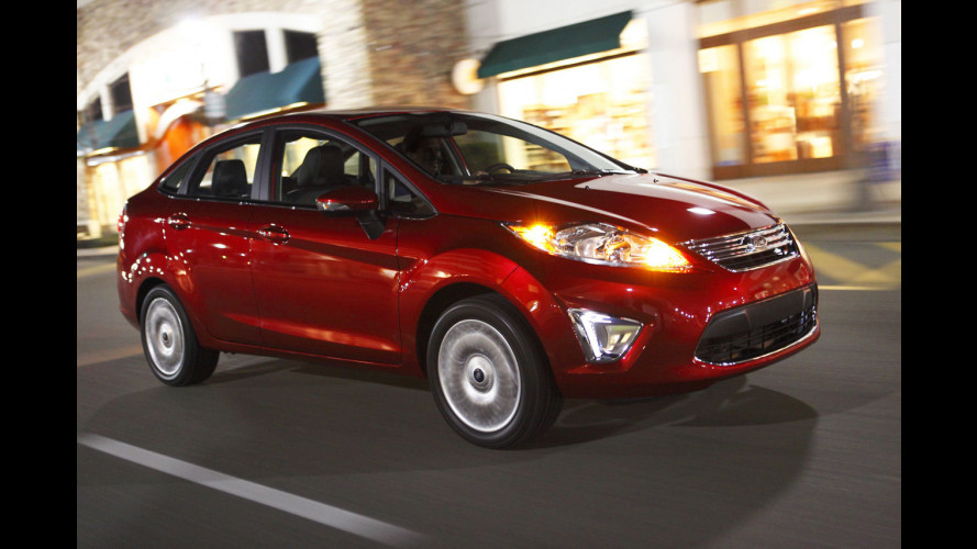 Ford Fiesta: via alla produzione in Messico