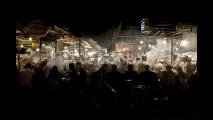 Marrakech - Barcellona: L'arrivo a Marrakech