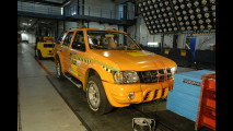 JMC Landwind - crash test
