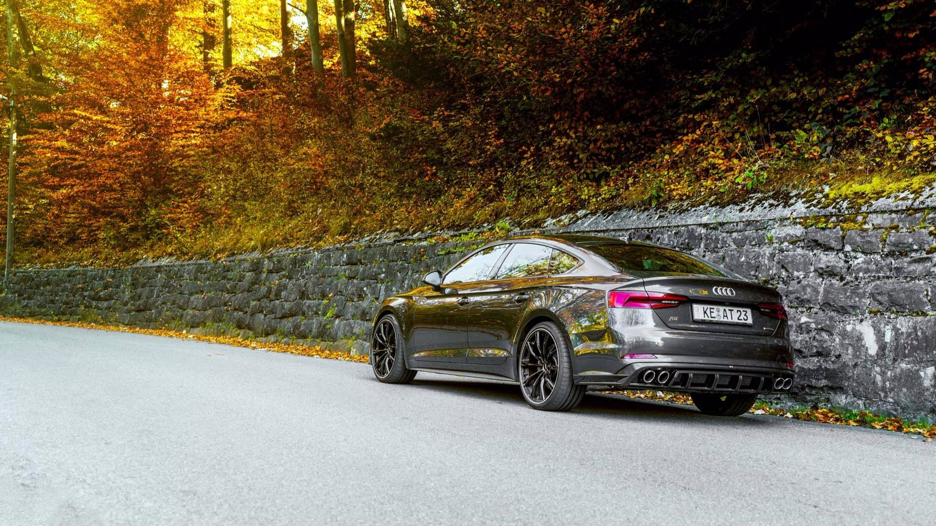 Abt Will Bring Your Audi S5 Closer To Rs5 Levels Of Power