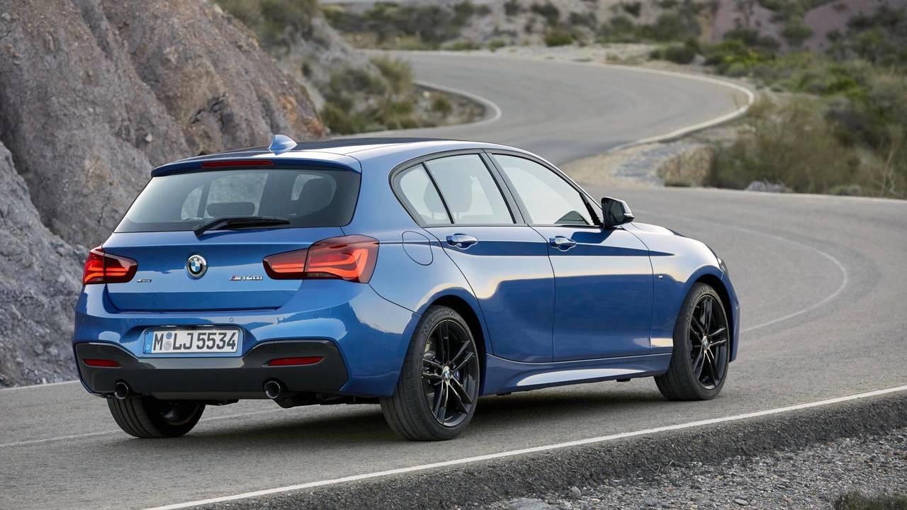 4. 2017 BMW M140i: 335bhp