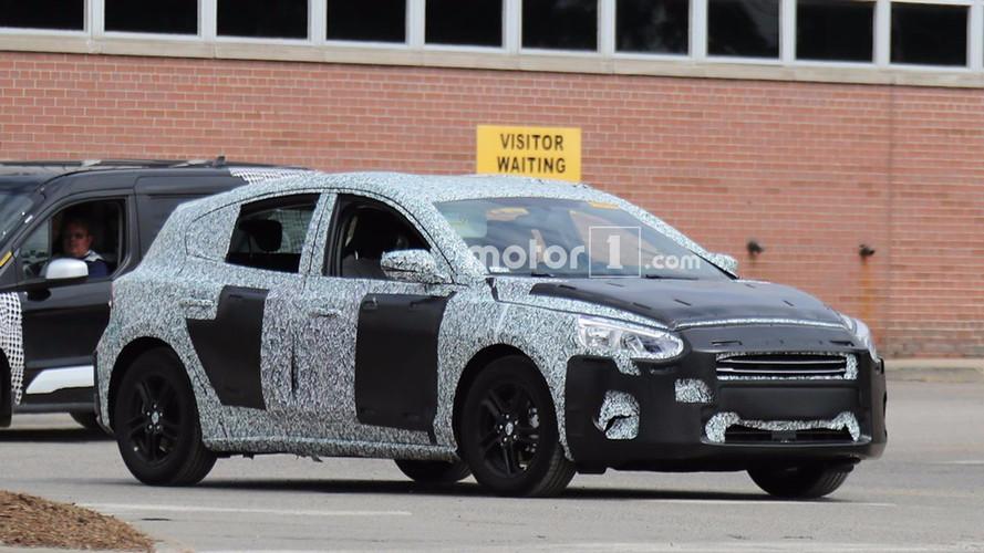 2019 Ford Focus hatchback Amerika'da görüntülendi