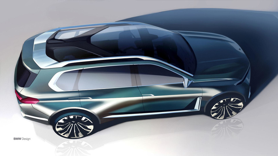 2017 - BMW Concept X7 iPerformance
