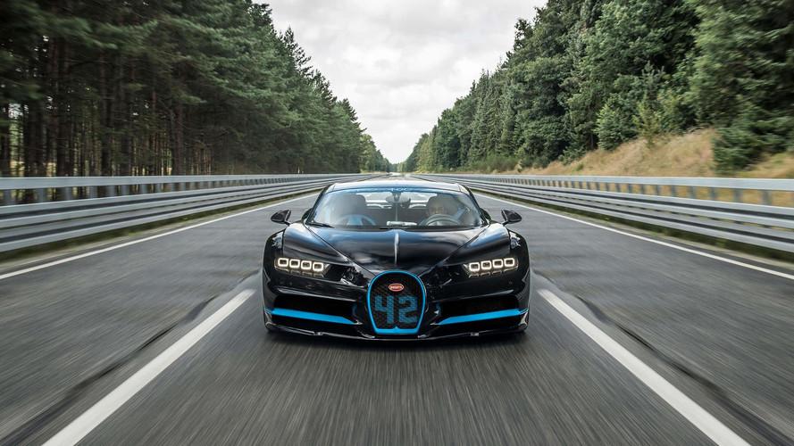 ¿Quién gana en una carrera entre un Bugatti Chiron y un F1?