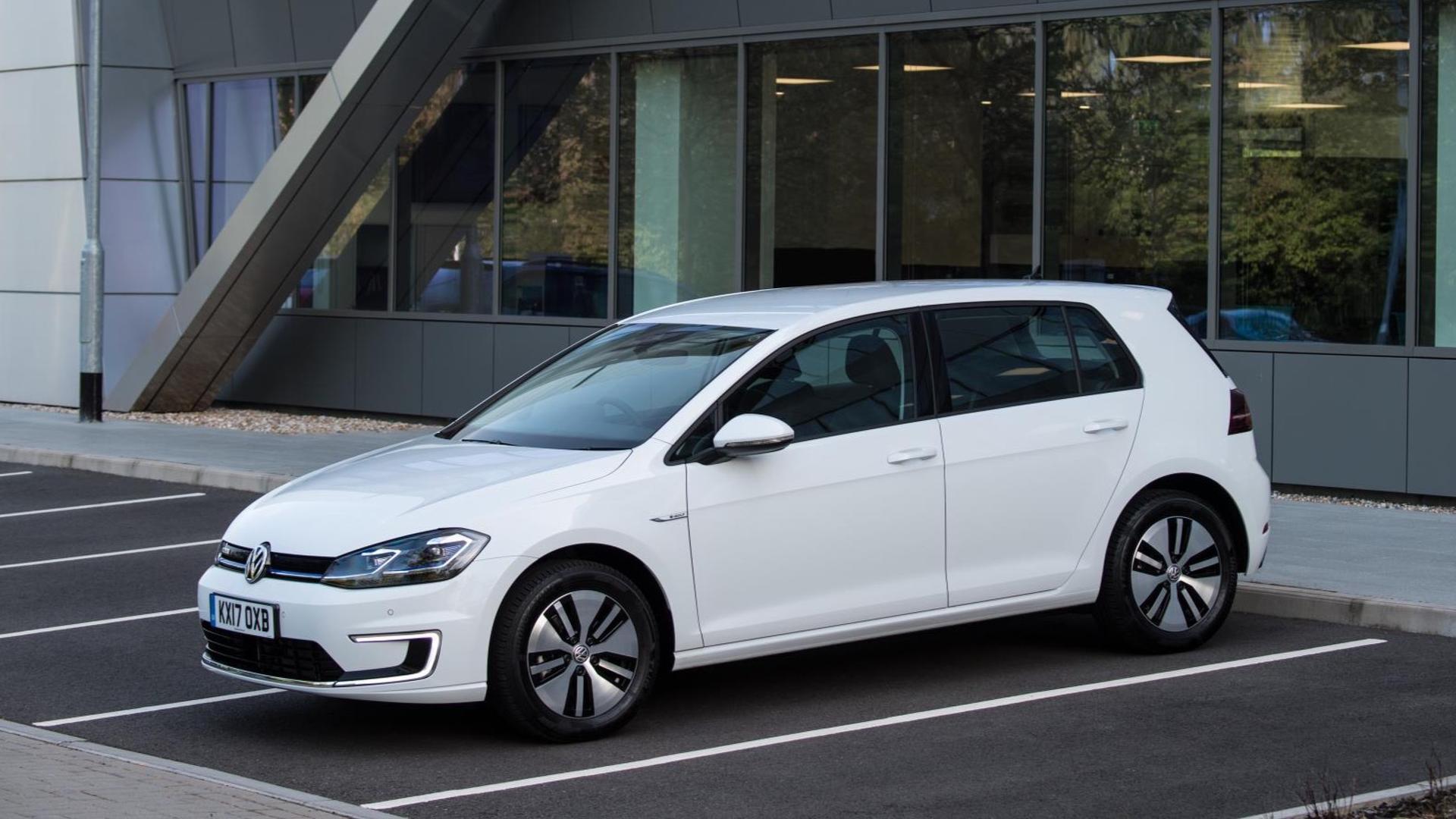 Volkswagen Confirms Sales Of e-Golf In Canada In 2020