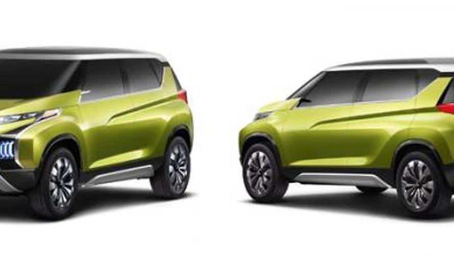 Mitsubishi'nin Tokyo Otomobil Fuarı konseptleri