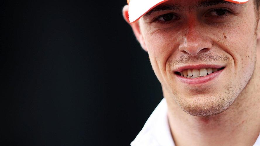 Di Resta, in Italy, admits Ferrari 'a dream'