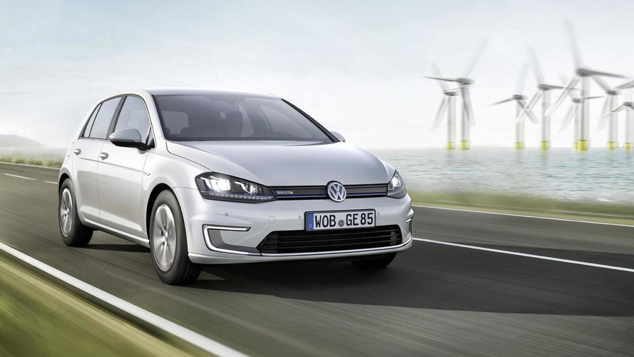 VW E-Golf, Design Vision GTI & Crossblue Coupe arrive stateside [video]