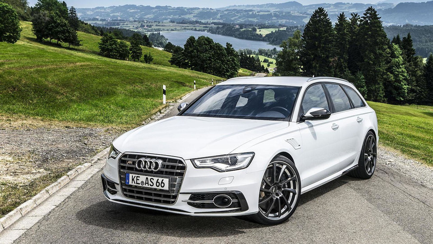 ABT introduces the AS6-R, based on the S6 Avant