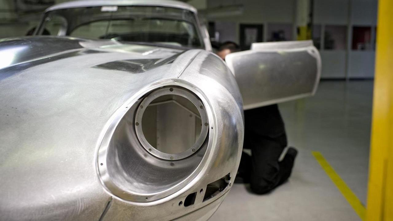 1963 Jaguar Lightweight E-Type