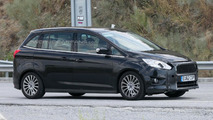 2015 Ford C-MAX facelift spy photo 19.09.2013