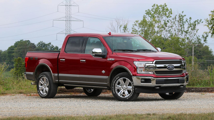 Ford Recalls 2 Million F-150 Trucks In North America For Fire Risk