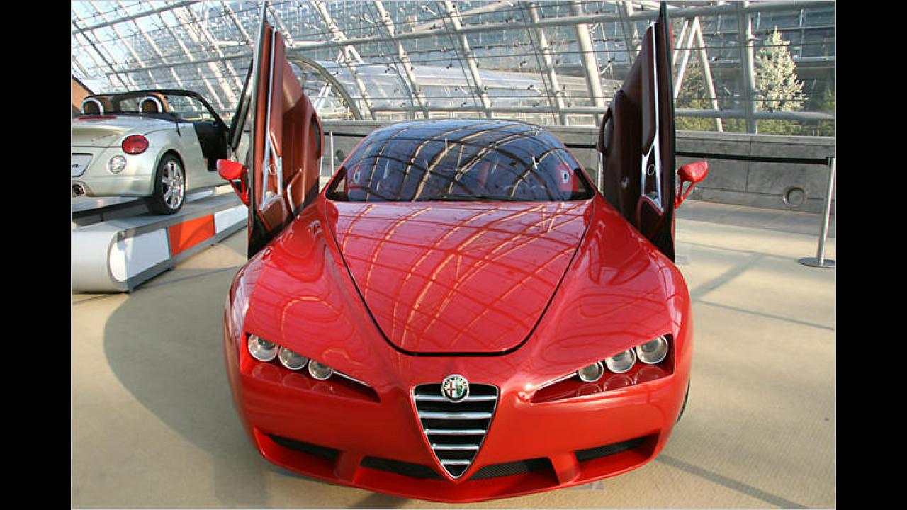 Alfa Romeo Brera Concept Car