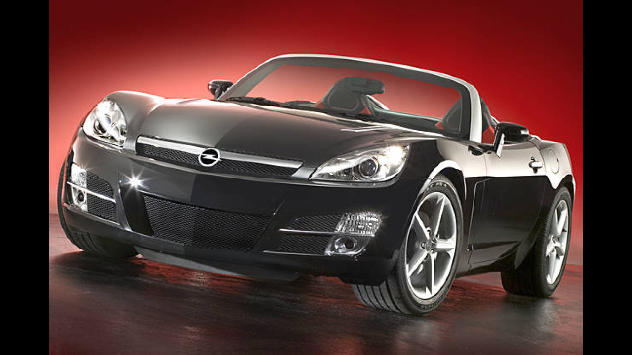 Platz 10: Opel GT 2.0 Turbo
