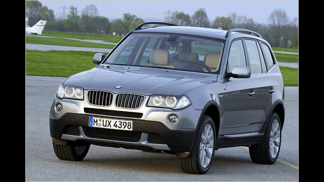 Angebot: BMW X3 2.0d